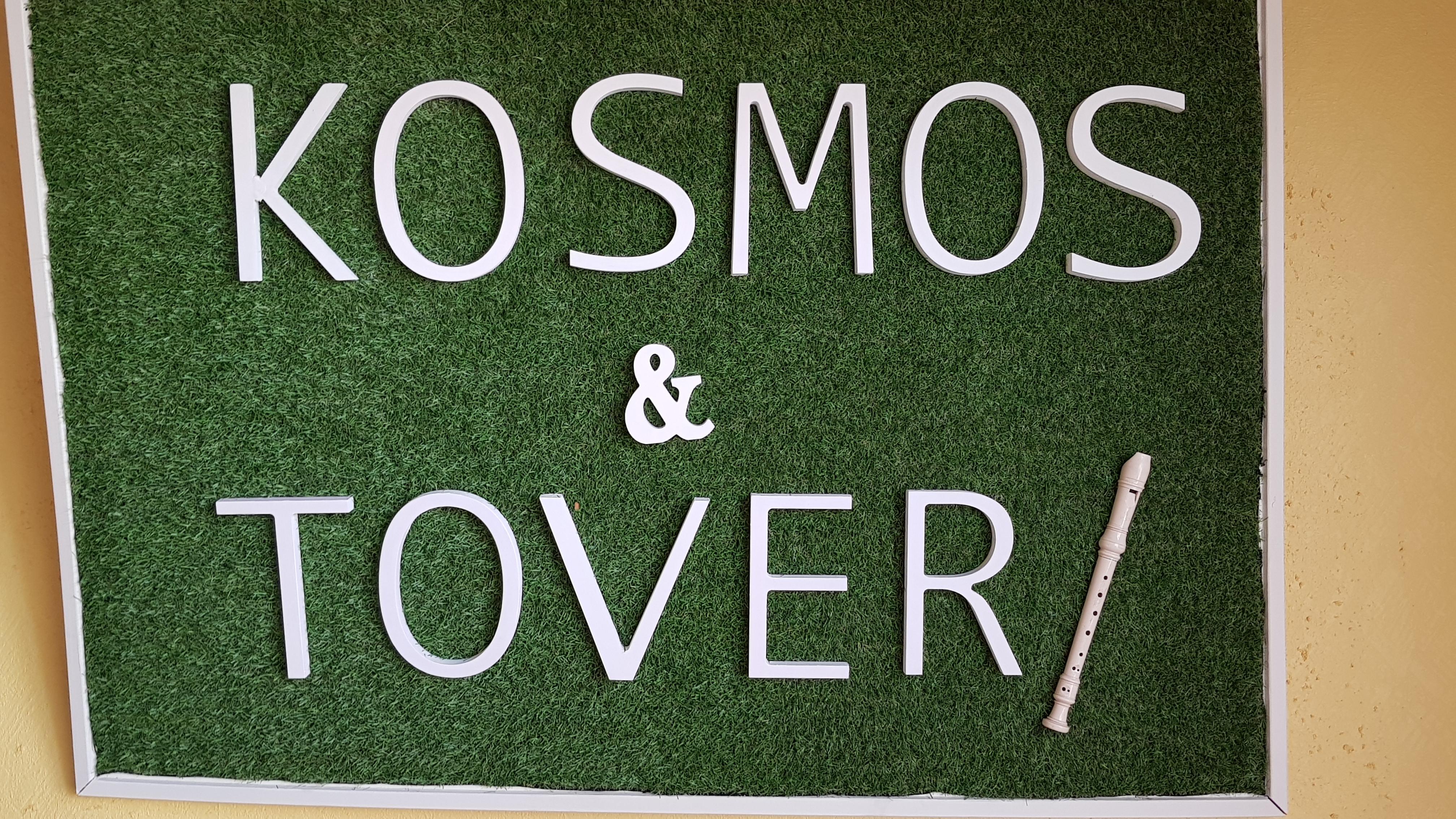 Opvang Kosmos & Toverlfuit