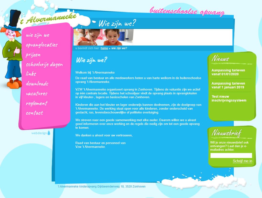 Website Alverman